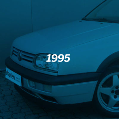 1995 con targa blu