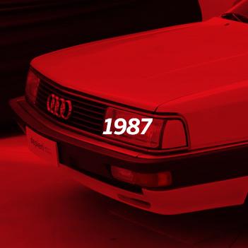 Audi 200 Avant 4 22T - 1987
