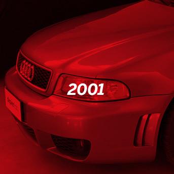 Audi Rs4 Avant 27bt B5 - 2001