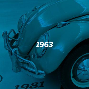 VW Maggiolino 1200 113 De Luxe Sedan - 1963