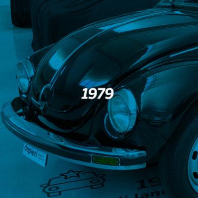 VW Maggiolone 1301 Cabriolet 1200 - 1979